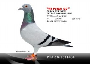 Flying 52 PHA-10-1011484