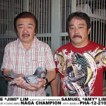 LIM COMPLETES DOUBLE CELEBRATION IN NAGA LEG